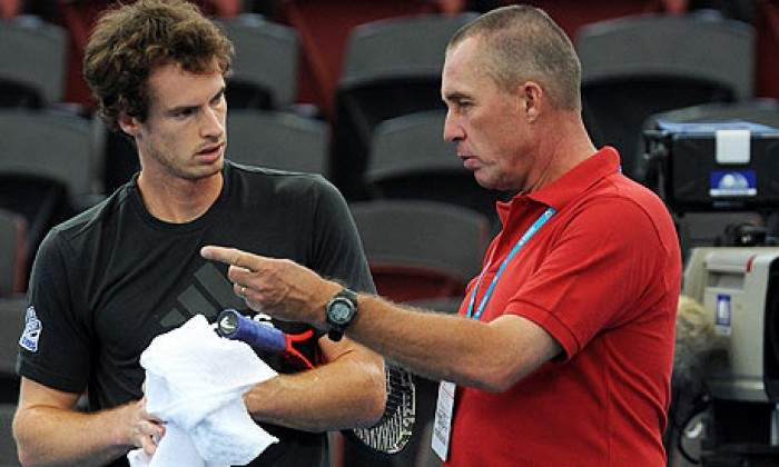 Ivan Lendl: ´The next goal for Andy Murray is victory at the Australian Open´