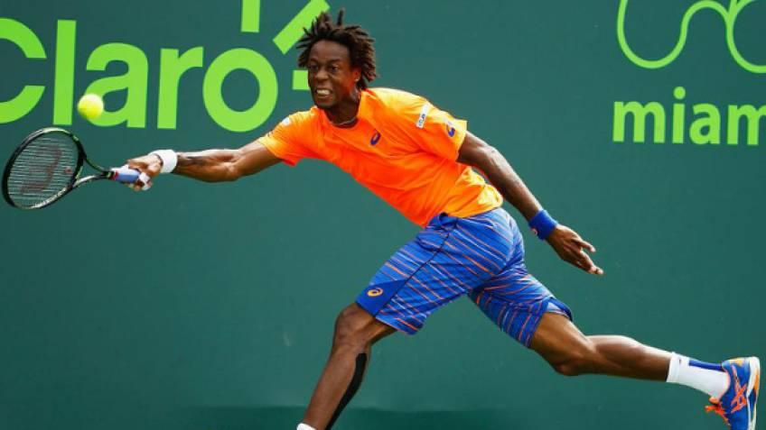 Gael Monfils withdraws from Miami Masters