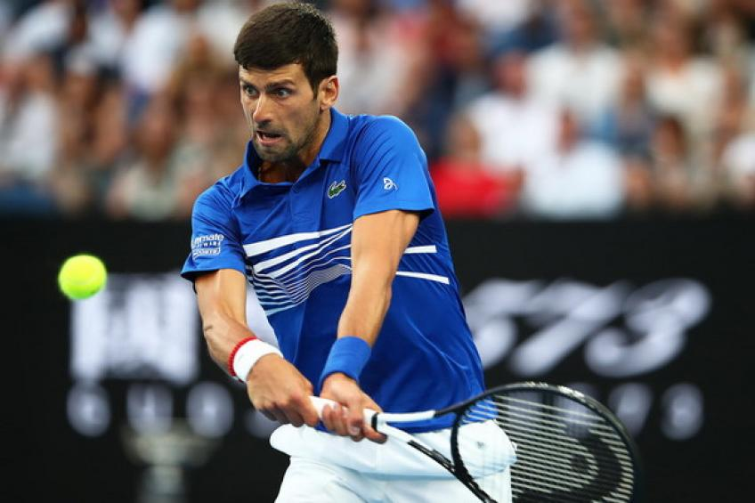 Djokovic brushes past Tomic at Miami Open — ATP Tour