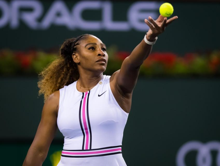 Eight-time champion Serena Williams withdraws from Miami Open, cites knee injury