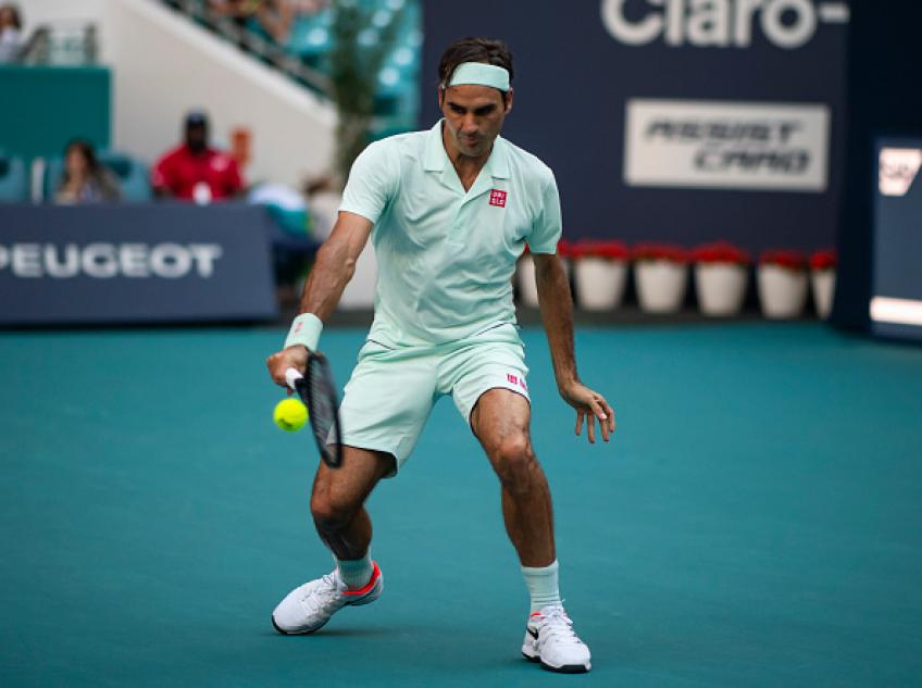 Roger Federer: 'You have to reinvent yourself, come up with new ideas'