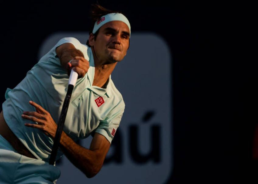 Roger Federer explains the hard challenges playing in Miami