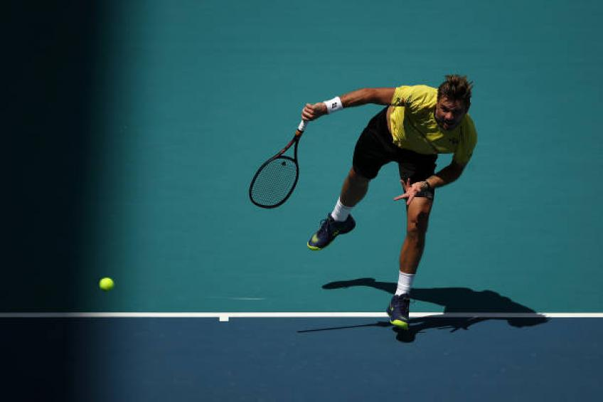 Stan Wawrinka: 'Miami has never been my favorite tournament'