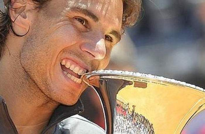 Tennis players, the gold hunting keeps on going! From Nadal to Ferrer, swinging by the Williams
