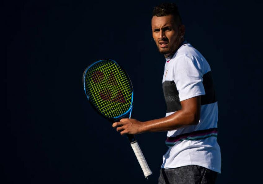 Nick Kyrgios: 'A lot of things have put me in a dark place'
