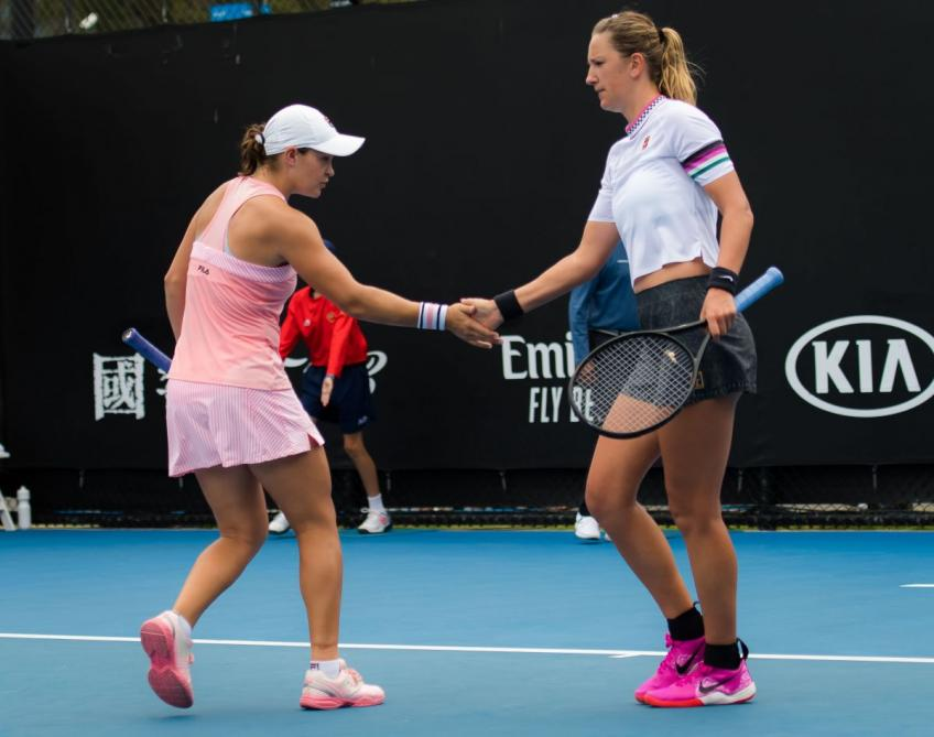 Victoria Azarenka: Barty and I complement each other