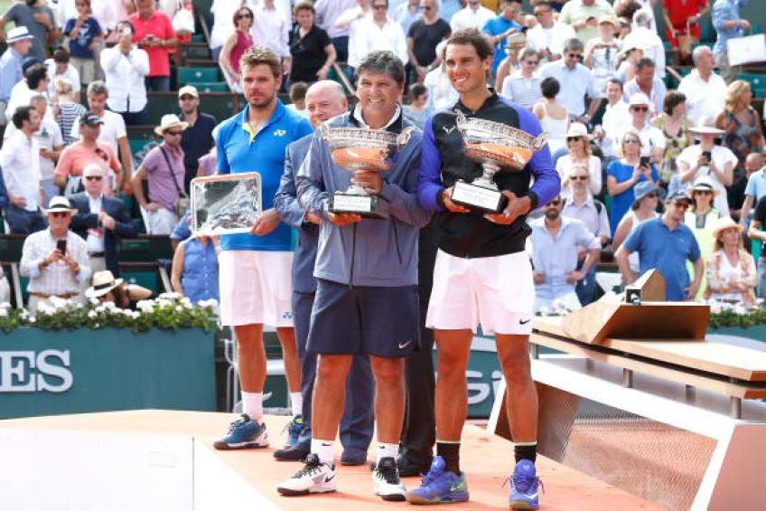 Toni Nadal blasts technology for influencing kids' development