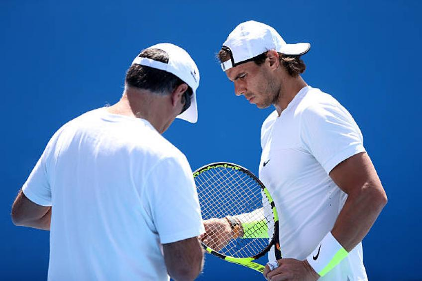 Toni Nadal reveals his only two regrets about Rafael
