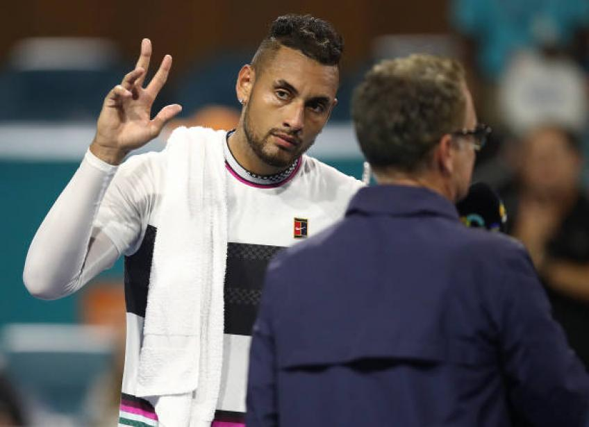 Nick Kyrgios will never become world No. 1, says pundit