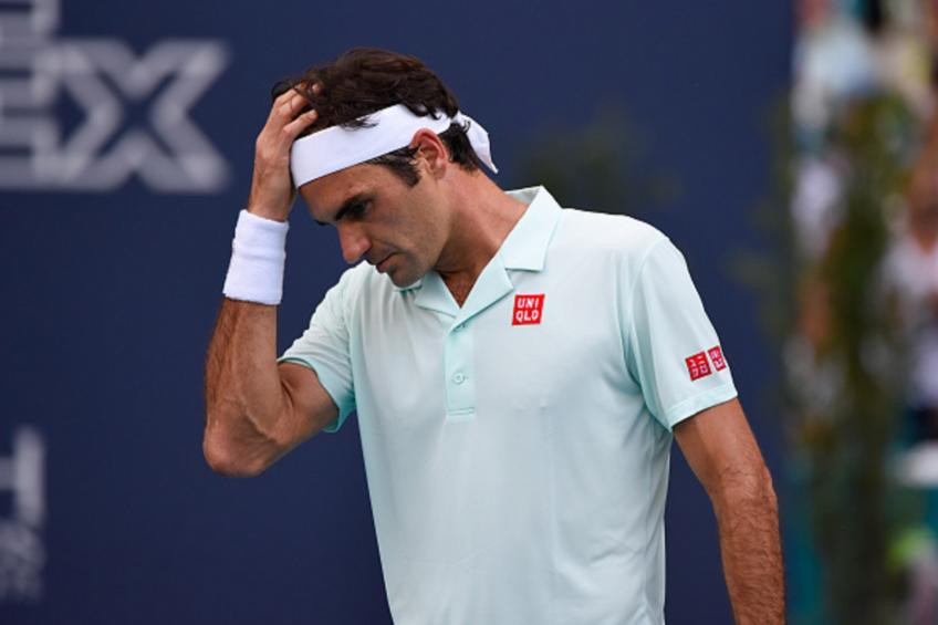 Federer: Losses broke my heart in the past. Now I flush them out quickly