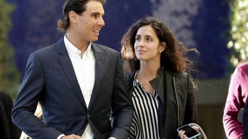 Nadal always takes decisions on Academy and Foundation, says girlfriend