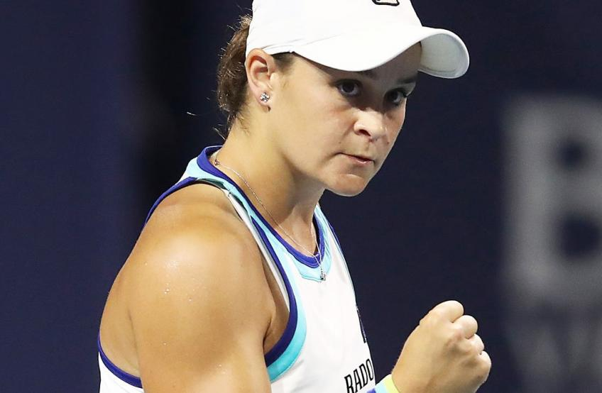 Barty Party: Ash Barty cracks World Top 10