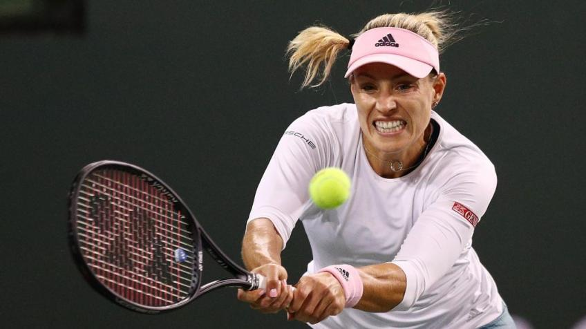 For Angelique Kerber the career Grand Slam is not a utopia