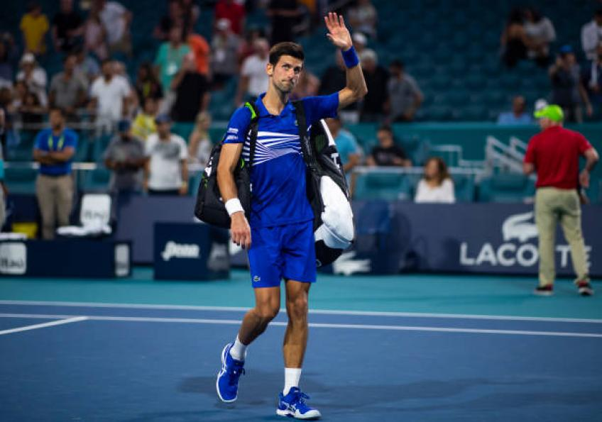 Novak Djokovic is already focused on winning French Open, says pundit