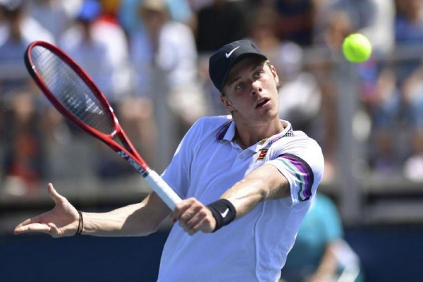 Denis Shapovalov: 'It is an honor to share the court with Frances Tiafoe'