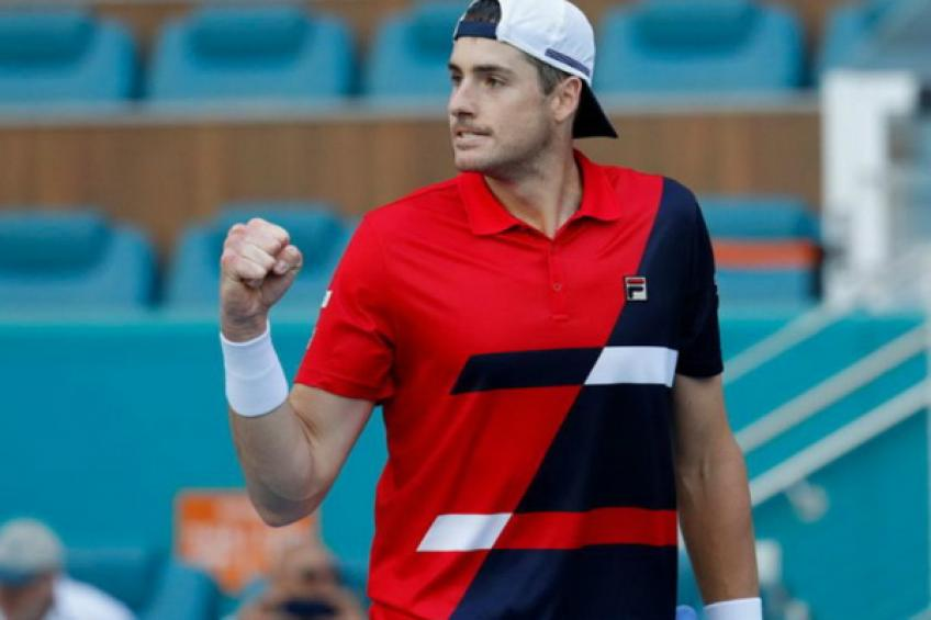 John Isner feeling confident to defend his title at Miami Open
