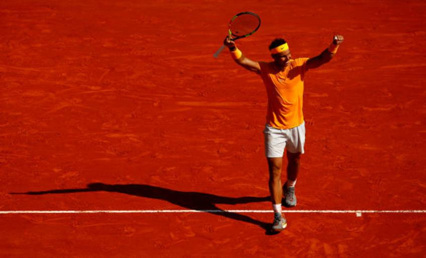 Nadal is incredible on clay, but be careful with younger players - Pennetta