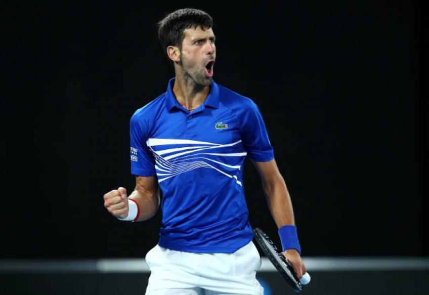 Novak Djokovic: The scar of the war will stay with me forever