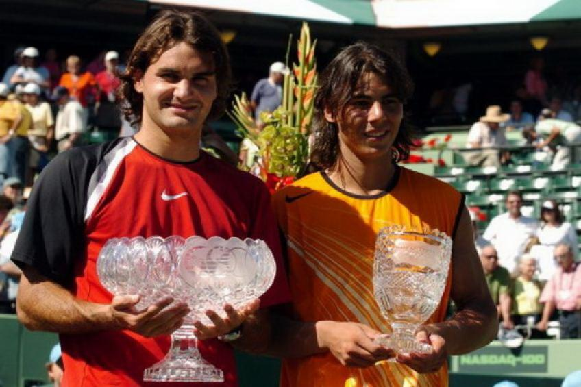 On this day: Roger Federer overpowers Rafael Nadal in epic Miami final