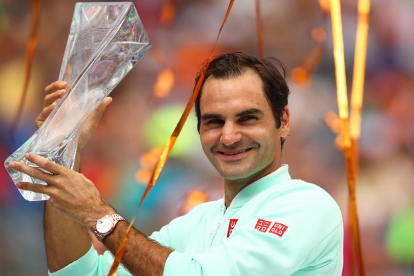 Roger Federer Enters Miami Open Finals After Defeating Canadian star Denis Shapovalov