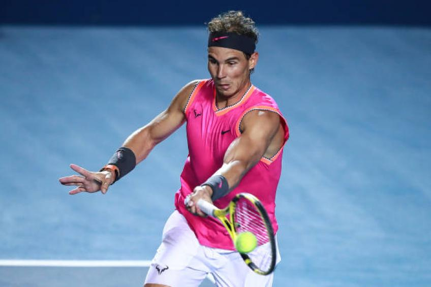 Rafael Nadal shares knowledge and experience in Mexico - Coach