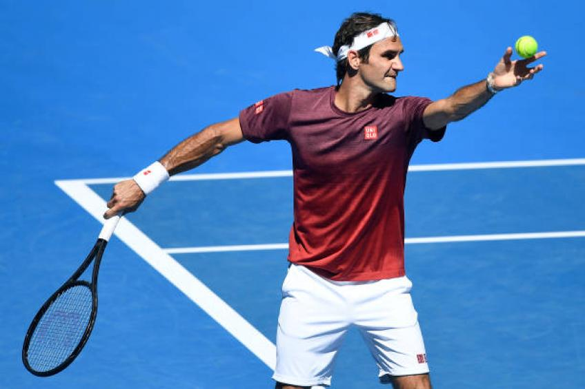 Roger Federer You Have To Pick Right Outfits Just When You Peak