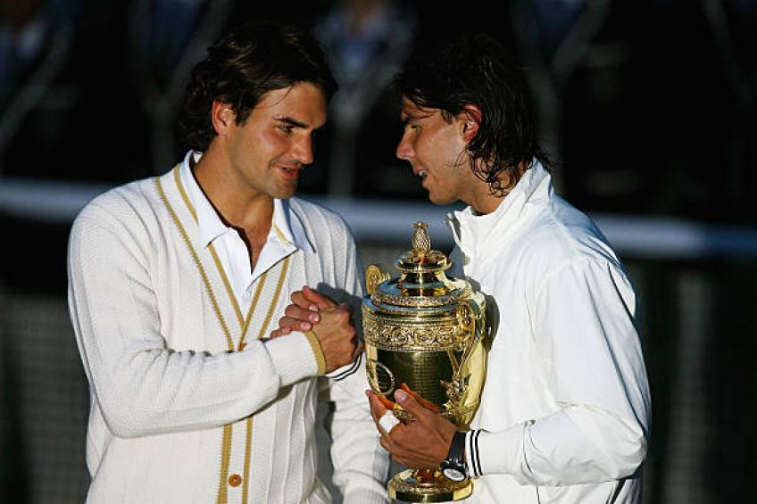 Roger Federer is probably the best ever, Nadal is closer to him - Toni