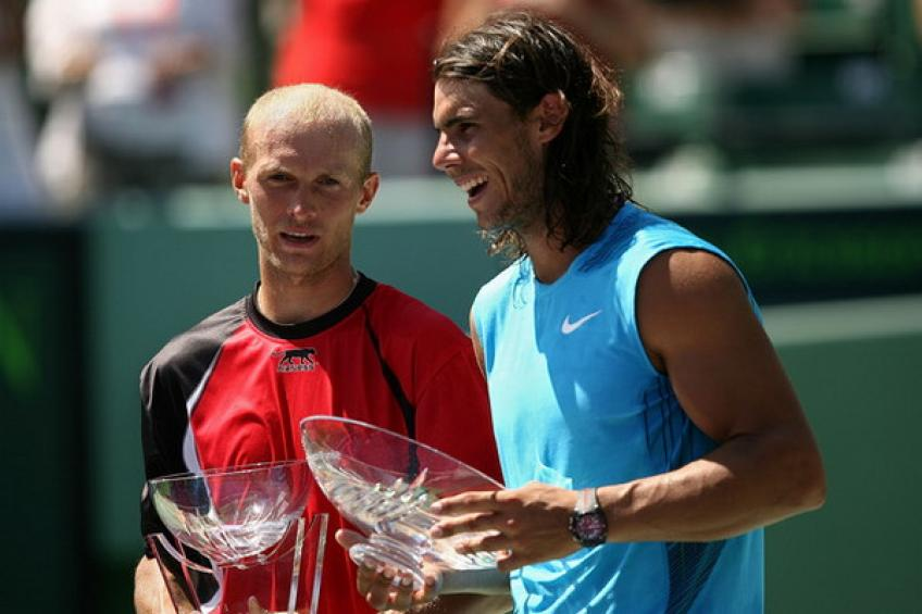 ThrowbackTimes Miami: Nikolay Davydenko eases past Rafael Nadal to lift title