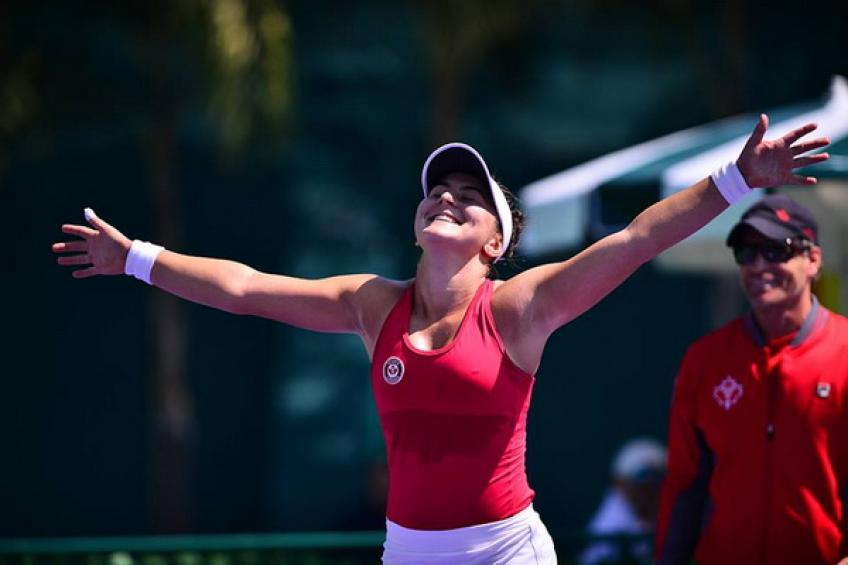 Bianca Andreescu to miss Fed Cup tie vs Czech Republic