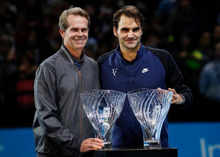 Edberg: Federer and Nadal won't be around forever. We are seeing changes