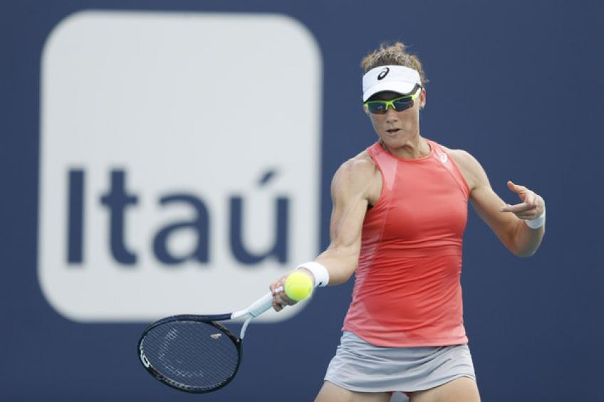 Samantha Stosur puts Feds Cup ahead of everything at this stage of career