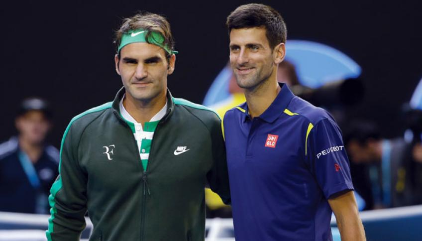 Novak Djokovic: Playing with Roger Federer, Nadal, Murray made me improve