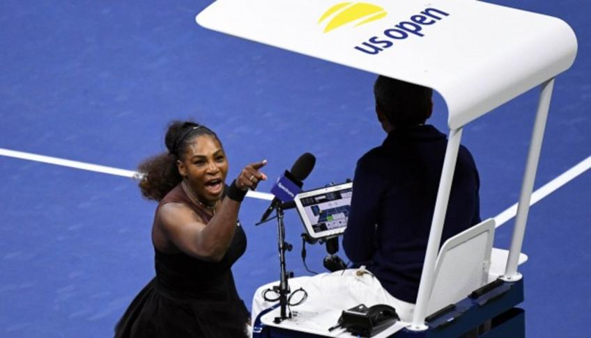 You cannot justify Serena Williams' behaviour in US Open final - Lopez