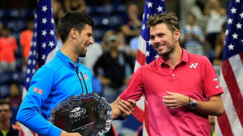 Stan Wawrinka shares how beating Novak Djokovic helped him mentally