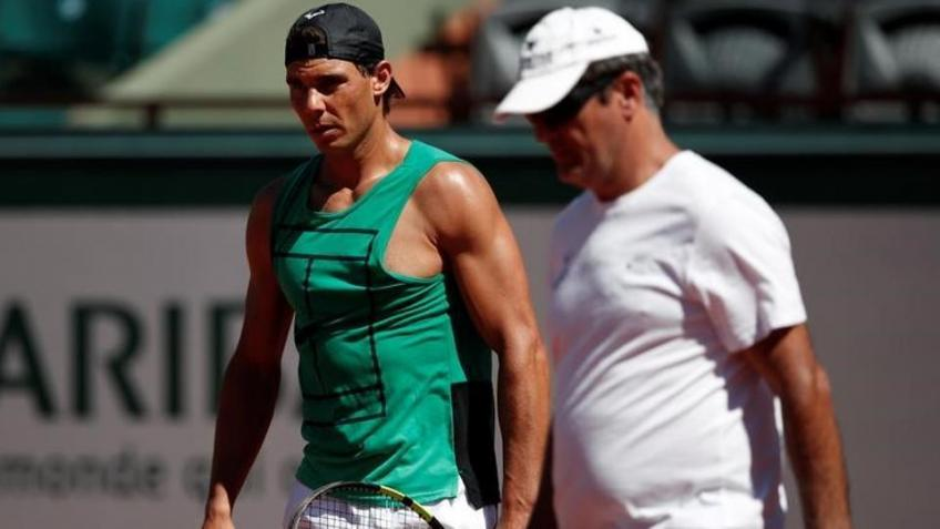 Toni Nadal: 'I did not win anything, Rafael deserves his credit'