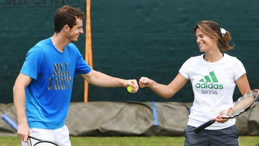 'I could not help him anymore' - Mauresmo recalls split with Andy Murray