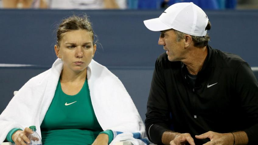 Simona Halep and Darren Cahill to Reunite at Sports Festival in Romania