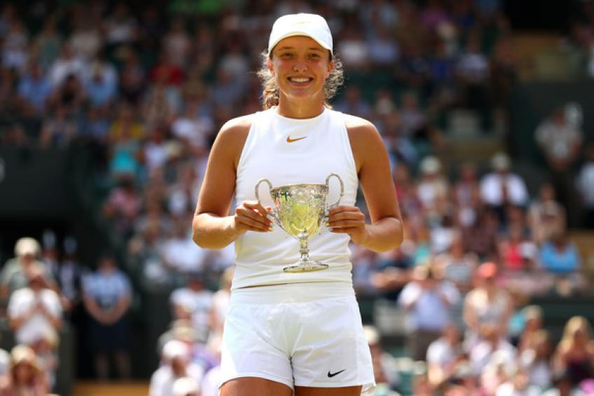 Wimbledon junior champion cracks top-100 as the fourth player born in 2001