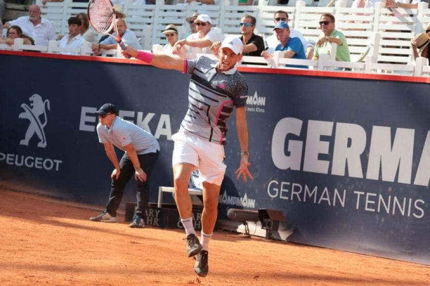 Dominic Thiem signs to play Hamburg Open in 2019 and 2020