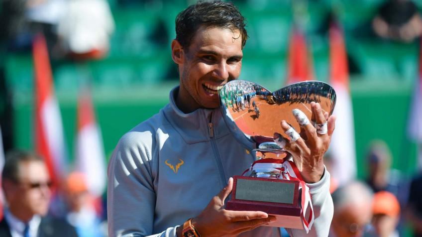 Rafael Nadal: 'Being in Monte Carlo is a dream come true'