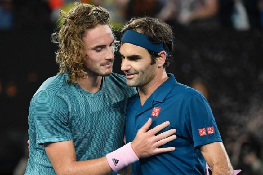 Stefanos Tsitsipas Clarifies His Remarks About Roger Federer S Privileges