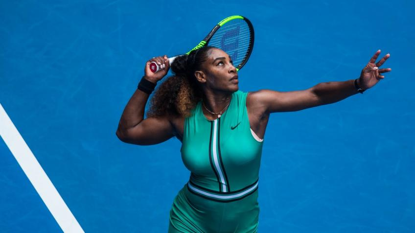 Serena Williams is running behind her 24th Grand Slam title, says coach