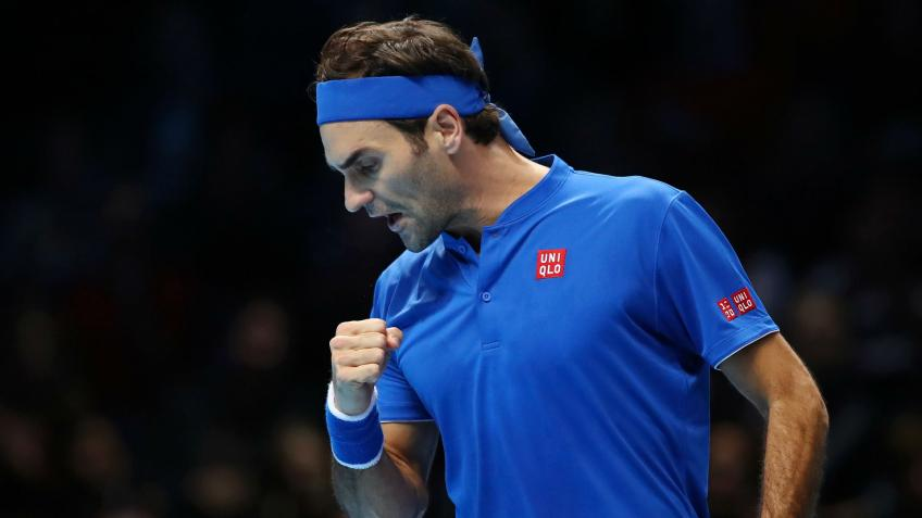 Roger Federer is one of the top five favorites at the French Open - Costa