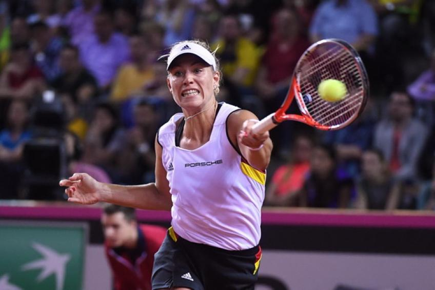 Flu forces Angelique Kerber to miss Fed Cup tie vs Latvia in Riga