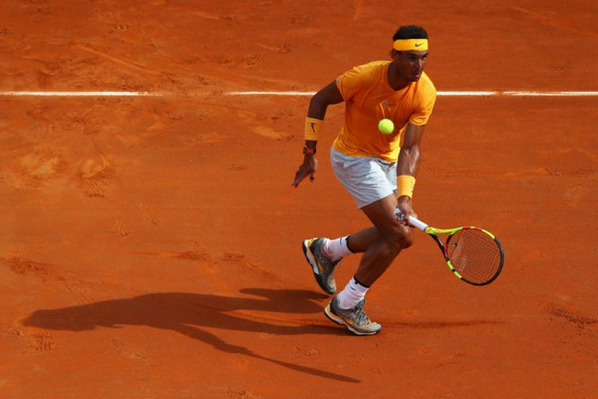 ATP Monte Carlo: Rafael Nadal returns to beloved clay in style