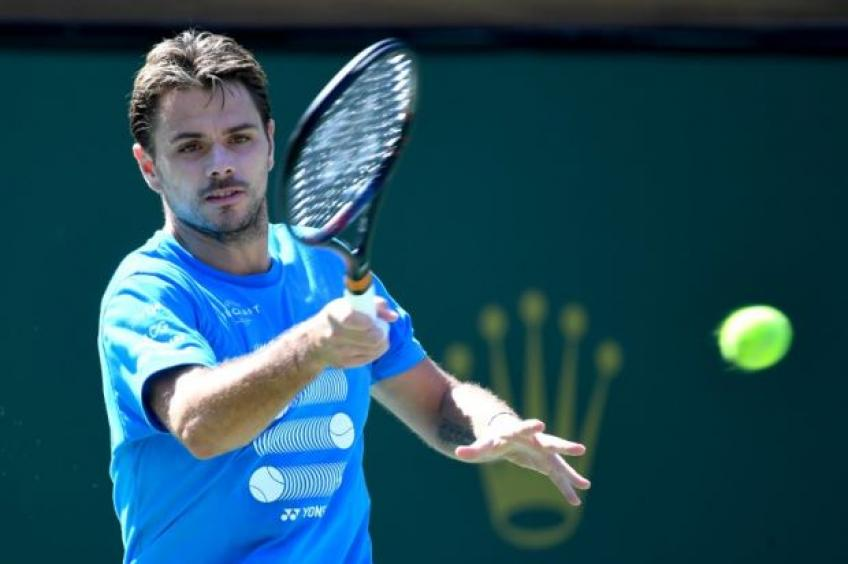 Stan Wawrinka erupts after loss: 'It's frustrating'