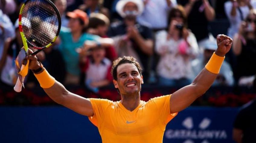 Rafael Nadal is an example for going through injuries - Uncle Toni
