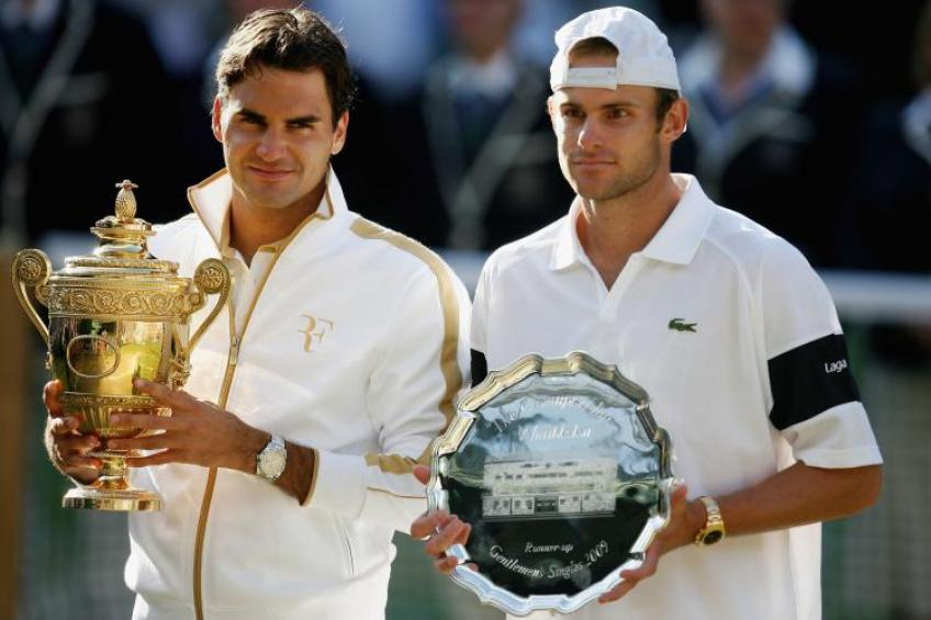 Roddick: 'Roger Federer sleeps well, cares about his body 24 hours a day'