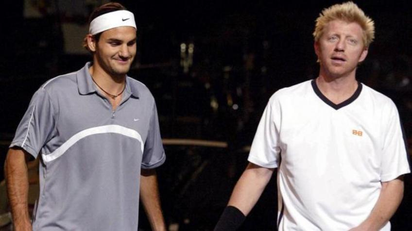 Boris Becker: 'I love Nadal and Djokovic, but Roger Federer is my favorite'