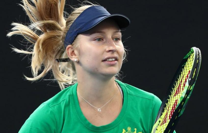 Daria Gavrilova: Sam Stosur has been my role model for a long time